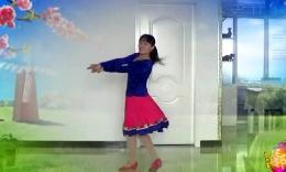 郭村小新广场舞《雪山姑娘》编舞云裳