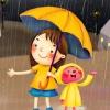 下雨天想你的天