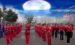 重庆冰彩广场舞《草原的月亮》编舞:凤凰六哥