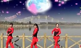绚彩姐妹组合视频《草原的月亮》编舞:応子老师