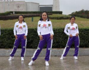 杨丽萍舞蹈《狂浪》经典正背面演示及口令分解动作教学