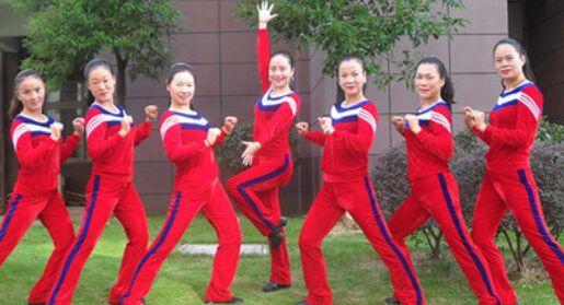 杨丽萍舞蹈《爱情天堂DJ》原创附正背面教学口令分解动作演示