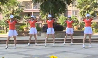 杨丽萍舞蹈《不要让你的女人哭DJ》原创附教学口令分解动作演示