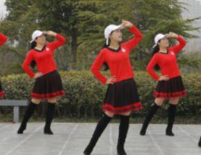 茉莉舞蹈《大眼睛》原创附教学口令分解动作演示