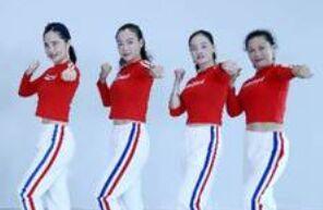 杨丽萍舞蹈《狼本色DJ》原创附正背面教学口令分解动作演示