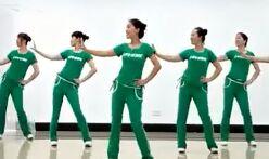 茉莉舞蹈《祖国你好》原创附正背面教学口令分解动作演示