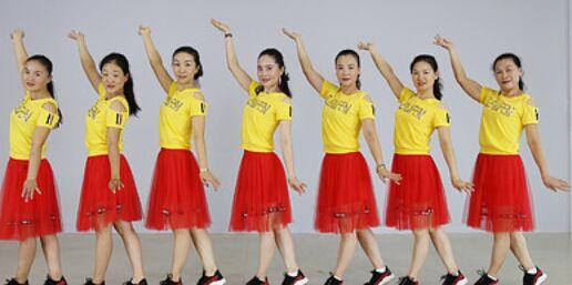 杨丽萍舞蹈《爱你想你忘记你》正反面演示及分解动作教学