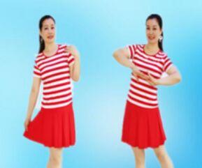 雪妹舞翩翩舞蹈《等风等雨不如等你》原创附教学口令分解动作演示
