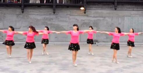 吉美廣場舞《相信我沒有錯》正背面口令分解動作教學演示