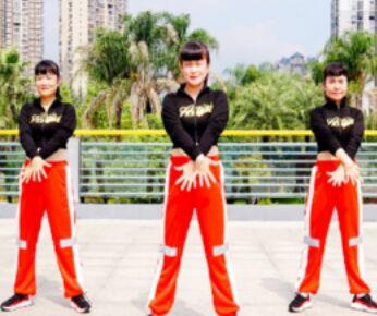 吉美廣場舞《妹妹不哭》原創附教學口令分解動作演示