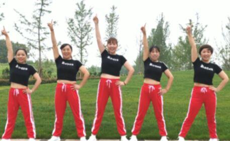長興彭城芬芳廣場舞《阿薩》完整版演示及口令分解動作教學