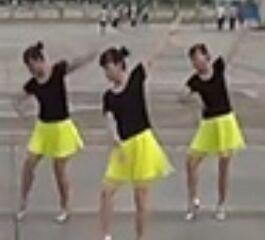 吉美廣場舞《月亮的女神》原創附教學口令分解動作演示
