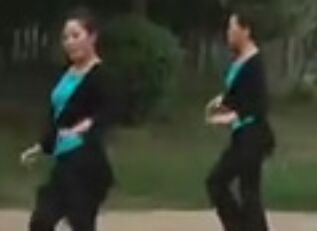 美久舞蹈《伤不起》原创附正背面教学口令分解动作演示