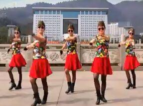 吉美廣場舞《情哥哥》原創附教學口令分解動作演示