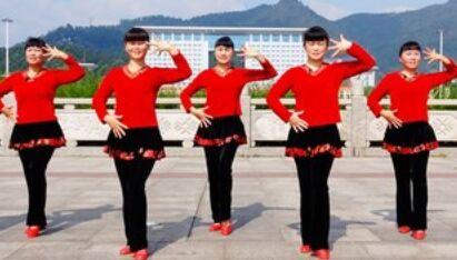 吉美廣場舞《別哭了寶貝》完整版演示及口令分解動作教學