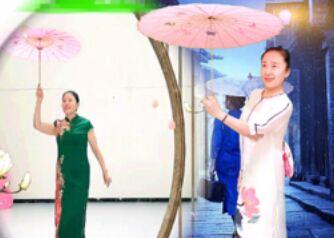 芳华岁月舞蹈《一生缘》正背面演示及慢速口令教学