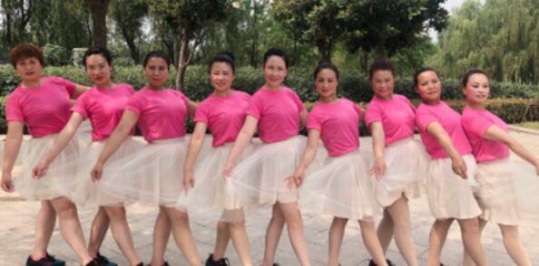 美久舞蹈《春天的芭蕾》正背面口令分解动作教学演示