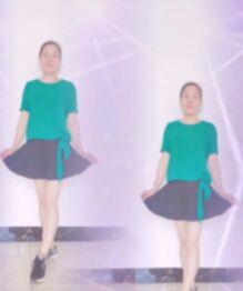 顏兒廣場舞《有多少像我這樣的女人DJ》正背面口令分解動作教學演示