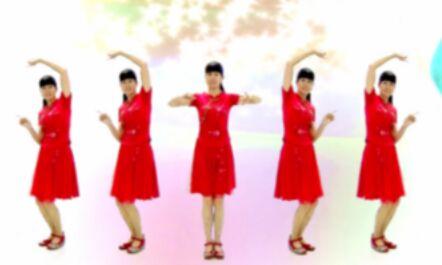 淡然豆芽舞蹈《你们在忙啥》原创附教学口令分解动作演示
