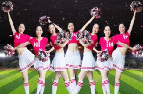 小龙女舞蹈《星星的约会》正反面演示及分解动作教学