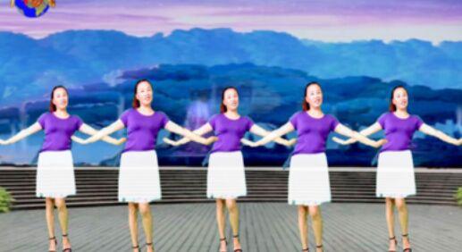 尧玉华舞蹈《多情的雨夜更想你》正背面口令分解动作教学演示