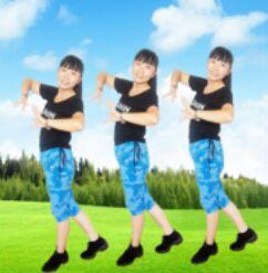 娟子舞蹈《天大地大没有父母恩情大》口令分解动作教学演示