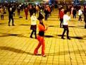 珲春金达莱广场舞 红红的线 广场集体舞