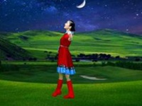 舟山香樟树广场舞《思念额吉》编舞五朵金花 附教学口令分解动作演示