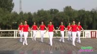 郑州市花羽模特艺术团一队广场舞《我的中国梦》原创舞蹈 表演 团队版