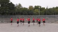 郑州灵动女人花广场舞《呼伦牧歌》原创舞蹈 表演 团队版