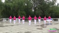 郑州市愉悦健身艺术团广场舞《最炫民族风》原创舞蹈 表演 团队版