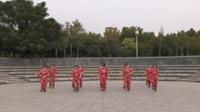 兴隆快乐舞蹈队《张灯结彩》原创广场舞 表演 团队版