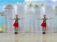 世纪芳草广场舞《没有你的陪伴我真的好孤单》原创舞蹈口令分解动作教学演示