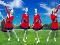 西门香香广场舞《阿妹等哥来》原创舞蹈 附正背面口令分解动作教学演示