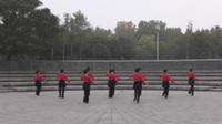 鼓舞心飞舞蹈队1队广场舞《竹楼情思》原创舞蹈 演 团队演示