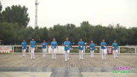 郑州市商城快乐艺术团一队广场舞 火了火了火 表演 团队版
