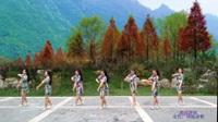 北京东风广场舞《南屏晚钟》原创舞蹈 表演 团队版
