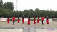 郑州市美丽四季舞蹈2队广场舞 美人 表演 团队版