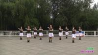 郑州市喀秋沙艺术团广场舞 中国梦 表演 团队版