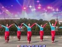 茉莉广场舞《狗年大吉旺旺旺》原创贺岁片 附正背表演口令分解动作分教学