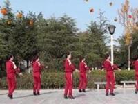 茉莉广场舞《吉隆坡》原创入门舞蹈 72步简单恰 附口令分解动作教学演示