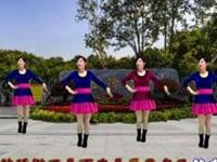 游城广场舞《自然美》原创恰恰风格 附正背面口令分解动作教学演示