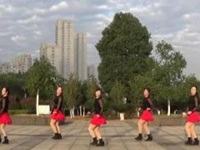 抚州左岸风情舞蹈《俄舞Зая》原创舞蹈 附口令分解动作教学演示