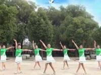 美久广场舞《最贵是健康》原创舞蹈 正背面口令分解动作教学演示