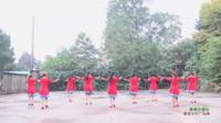 湖南常德演舞堆社区健身队 草原中国心 表演 团队版