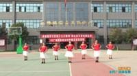 陕西华州高塘秦雁舞蹈队广场舞 雨打芭蕉 表演 团队版
