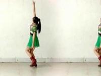阿采广场舞《触不到你的温柔》简单32步 附正背面口令分解动作教学演示