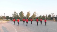 安徽池州天芳舞魅廣場舞2隊廣場舞《向上攀爬》原創舞蹈 表演 團隊版