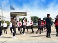四川雪兒廣場舞《兔子舞 》編舞楊麗萍 團隊演示