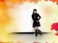 水蜜桃广场舞《远走高飞》原创32步现代舞 附口令分解动作教学演示